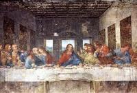 «Тайную вечерю» Леонардо придётся спасать от туристов