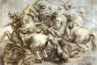 Фреска 'Битва при Ангиари' да Винчи может быть найдена