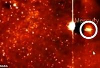 Рядом с Меркурием обнаружен гигантский инопланетный корабль