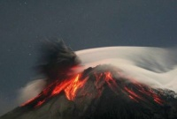 Вещие сны о конце света - извержение вулкана