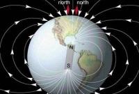 Танцы магнитного поля и полюсов Земли
