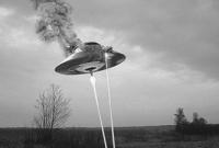 Взрывы и падения НЛО