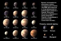 Составлен каталог потенциально обитаемых экзопланет