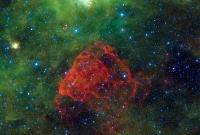 Обнародовано изображение остатков сверхновой Puppis A