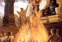 Современные традиции жертвоприношений