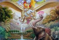 Мифы Древней Индии: сотворение жизни и обретение бессмертия богами