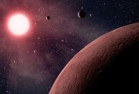 Телескоп «Кеплер» обнаружил трио самых маленьких экзопланет