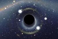 Черные дыры - середнячки