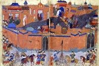 Жаркий Багдад жил под сугробами