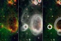 Астрономы-любители нашли в Галактике 5 тысяч звездных пузырей