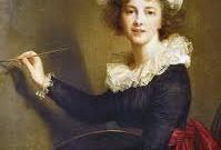 Краски Луизы Виже-Лебрен