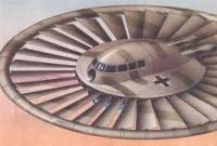 Немецкие дископланы и корабли пришельцев