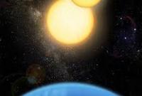 Три солнца на одну Землю