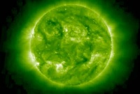 Облик солнца