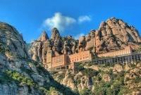 Монтсеррат: чудо на вершине горы