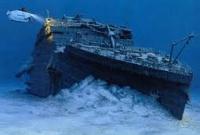 Титаник утопила Луна!