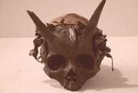 Тайна древних людей-мутантов с дьявольскими рогами