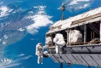 Шутники на орбите