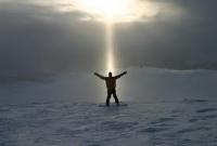 Солнце экономит свет