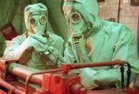 Химическое оружие в бою