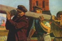 Ленин, городки и бараньи котлеты