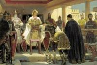 Святослав идет на вы
