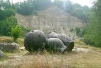 Трованты - живые камни из Румынии
