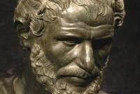 Космос Аристотеля и Логос Гераклита