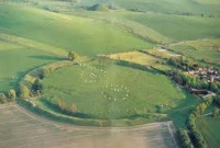 Каменное кольцо Эйвбери (Уилтшир, Англия)