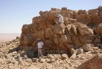 В Сирийской пустыне обнаружены загадочные сооружения