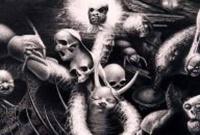 Бесы «косят» под братьев по разуму?