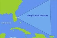 Таинственные углы Бермудского треугольника
