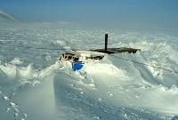Чукотское озеро помнит глобальные потепления