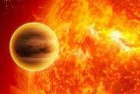 Планета оказалась горячее своей звезды