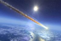 Метеоритная бомбардировка Земли