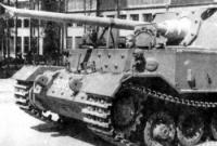 Тайны III Рейха - Вооруженные силы - Панцерваффе - Самоходки немецкого производства
