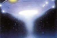 Необычные свойства лучей, испускаемых НЛО